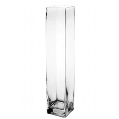 10in Euro Bud Vase Clear Glass for Weddings, Events and DIY Brides. NJ Wedding Florist Serving the Tristate Area