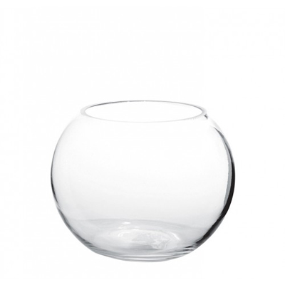 Bubble Ball 4x3 Glass Vase for Weddings, Events and DIY Brides. NJ Wedding Florist