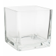 Cube Vase 6x6 for Weddings, Events and DIY Brides. Wedding Florist in Fairfield, New Jersey