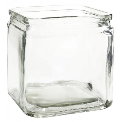 Lip Cube Vase 5x5x5 for Weddings, Events and DIY Brides. Wedding Florist in Fairfield, NJ