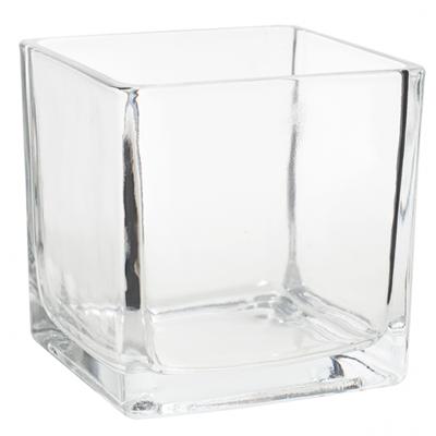 Cube Vase 4x4 for Weddings, Events and DIY Brides. Wedding Florist in Fairfield, NJ