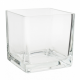 Cube Vase 5x5 for Weddings, Events and DIY Brides. Wedding Florist in Fairfield, New Jersey